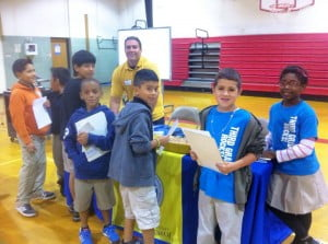 Water Safety Talk and Career Day